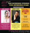 Gregg Marx and Luba Mason at Annenberg Theater, Palm Springs