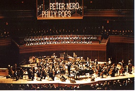 Philly Pops with Peter Nero in Philadelphia