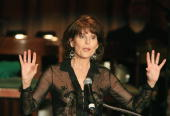 Lucie Arnaz at the Academy of Television Arts & Sciences Hall of Fame Ceremony, Dec. 14